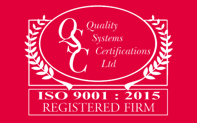 ISO 9001-2015 Certified